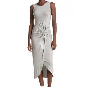 Vanity Room Twist Front Jersey Dress